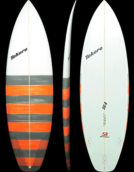 sg4 tokoro surfboards pranchas de surf
